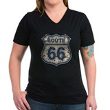 Route 66 Bluetandist Shirt