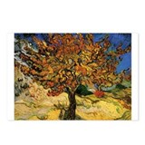 Vincent Van Gogh Postcards (Package of 8)