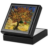 Vincent Van Gogh Keepsake Box
