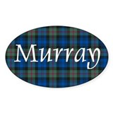 Tartan - Murray Decal