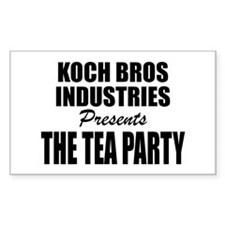 Koch Bros Decal