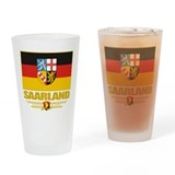 Saarland Pride Drinking Glass