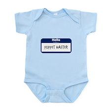 Puppet Master Infant Bodysuit