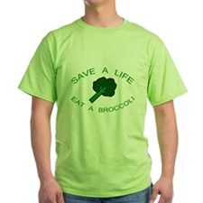 Eat a Broccoli T-Shirt