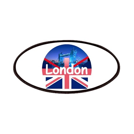 LONDON Patches