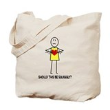 New Nurse Tote Bag