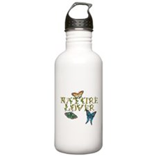 Cute Gardening idea Water Bottle