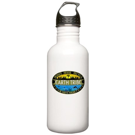 Earth Tribe Stainless Water Bottle 1.0L