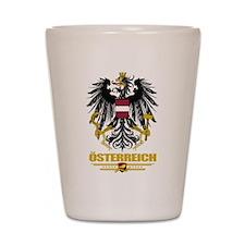 Osterreich COA Shot Glass