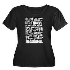 Badminton Gift T