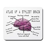 Hair Stylist/Beauticians Mousepad