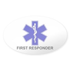 BSL - FIRST RESPONDER Decal