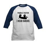 Paddle Faster I Hear Banjos Tee