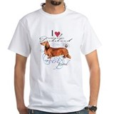 Longhaired Dachshund Chemise
