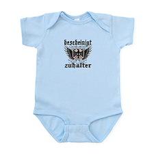 Deutschland -- T-Shirt Infant Bodysuit