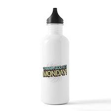 Thank God It's Monday Water Bottle