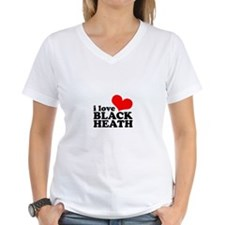 i love black heath Shirt