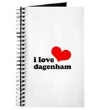 i love dagenham Journal
