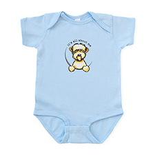 Funny Wheaten Terrier Infant Bodysuit