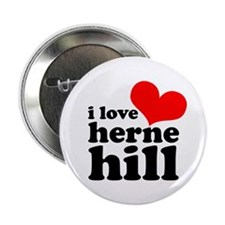 "i love herne hill 2.25"" Button"