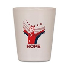 Funny Usa womens soccer Shot Glass
