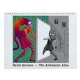The Alchemical Alice Wall Calendar