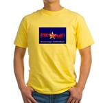 Free Yourself Yellow T-Shirt
