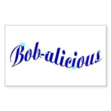 Bobalicious Decal