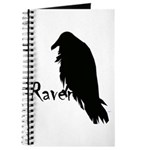 Black Raven on Raven Journal
