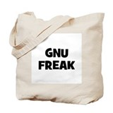 Gnu Freak Tote Bag