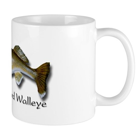 World Record Walleye Coffee Mug