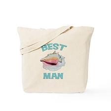 Island Best Man Tote Bag