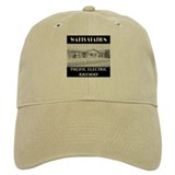 Watts Station Baseball Cap