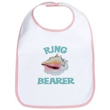 Beach Wedding Ring Bearer Bib