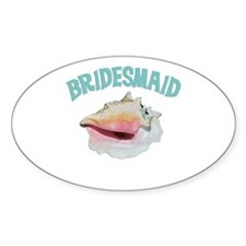 Island Bridesmaid Decal