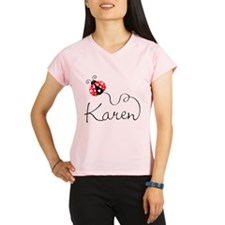Ladybug Karen Performance Dry T-Shirt