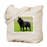 Schipperke 9W021D-003 Tote Bag