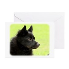 Schipperke 9Y506D-026 Greeting Cards (Pk of 20)