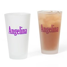 Angelina Drinking Glass