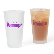 Dominique Drinking Glass