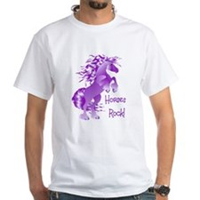 Horses Rock- Purple Shirt
