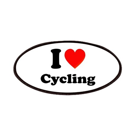 I Love Cycling: Patches