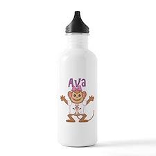 Little Monkey Ava Water Bottle