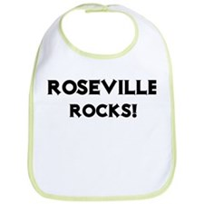 Roseville Rocks! Bib
