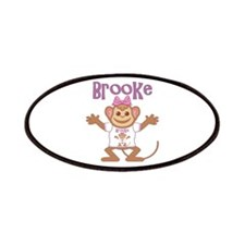 Little Monkey Brooke Patches