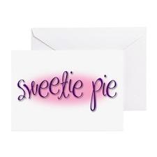 Sweetie Pie Greeting Cards (Pk of 10)