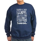 Bocce Gift Jumper Sweater