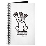 Jack Russell Terrier Pal Journal