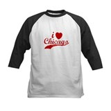 I LOVE CHICAGO SHIRT T SHIRT Tee