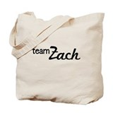 Team Zach (1) Tote Bag